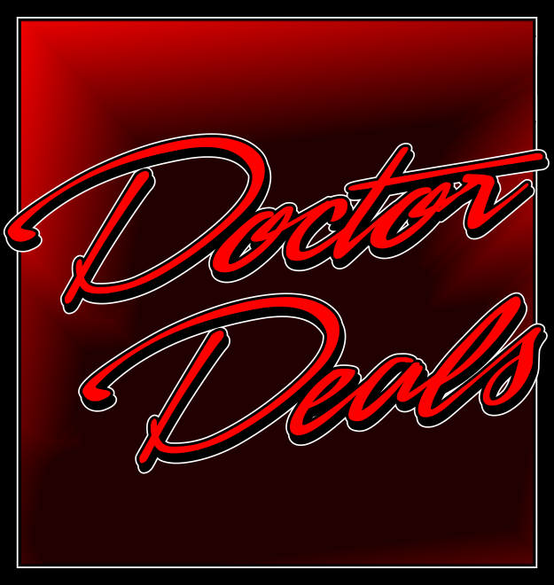 Doctor Deals Logo Square