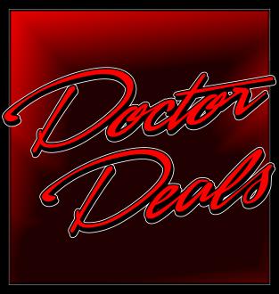 Doctor Deals Logo