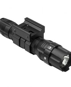 accessories-Visim-Tactical-Flashlight-with-rail-mount