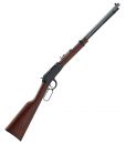 Henry Lever Action Octagon Rifle .22 S-L-LR